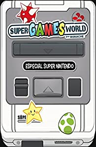 Super Games World par Juan Carlos Bonache Rodríguez
