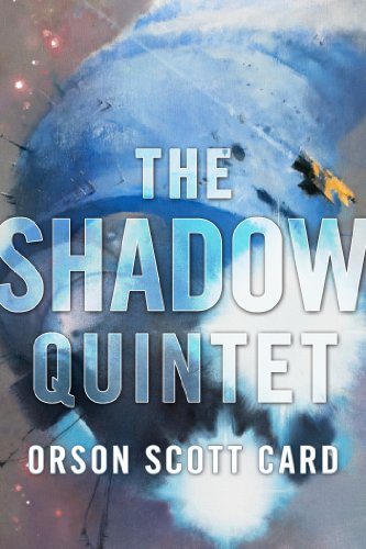 The Shadow Quintet: Ender's Shadow, Shadow of the Hegemon, Shadow Puppets, Shadow of the Giant, and Shadows in Flight (The Shadow Series) (English Edition) (Enders Game Series)