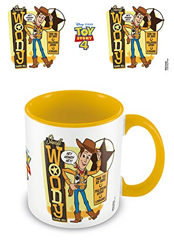 Toy Story 4 MGC25524 Kaffeebecher aus Keramik, 11oz / 315 ml -