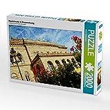 CALVENDO Puzzle Staatstheater in Braunschweig 2000 Teile Lege-Größe 90 x 67 cm Foto-Puzzle Bild von Reiner Silberstein