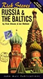 Front cover for the book Rick Steves' Russia & the Baltics by Rick Steves