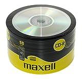 Maxell CD-R80XL - 50 x CD-R - 700 MB ( 80min )...