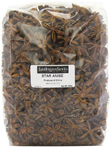 JustIngredients Anice Stellato - 500 g