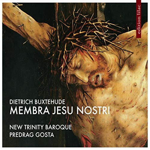 Cantata VII. Ad Faciem (To the Face): III. Salve, Caput Cruentatum [Trio] -