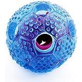 Jouet pour Chien IRROT Balle pour Chien / Chat , Balle Durable à Mâcher pour l'entraînement / jeu Caoutchouc NON TOXIQUE , Bleu
