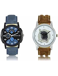 Victance Special Addition Watch In Combo For Mens And Boys (combos Of 2 Watches)