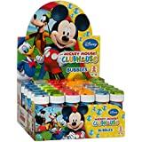 ColorBaby - Caja pomperos Mickey Mouse con 36 unidades de 60 ml (22900)