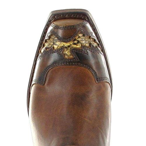 Sendra Boots 4060, Stivali uomo Marrone marrone Marron Tang