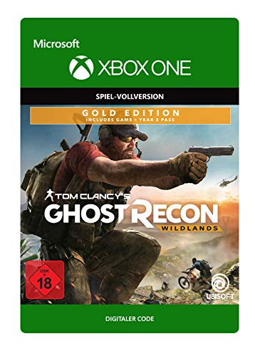 Tom Clancy's Ghost Recon Wildlands: Gold Year 2 | Xbox One - Download Code