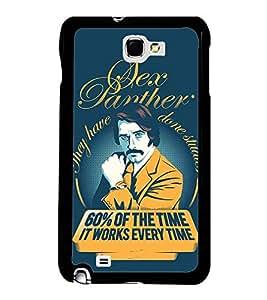 Fuson Designer Back Case Cover for Samsung Galaxy Note N7000 :: Samsung Galaxy Note I9220 :: Samsung Galaxy Note 1 :: Samsung Galaxy Note Gt-N7000 (they have done studies 60% time )