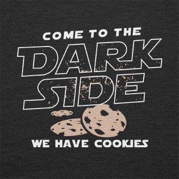 TEXLAB - We have Cookies - Herren Langarm T-Shirt Schwarz