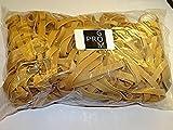 Progom - Gummibänder - 120(Ø75)mm x 10mm - natur - 1kg beutel