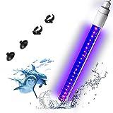 LYGID Aquarium UV sterilisatoren desinfektion Lampe licht Fish tankkeimtötende Bottom Tauchlampe...