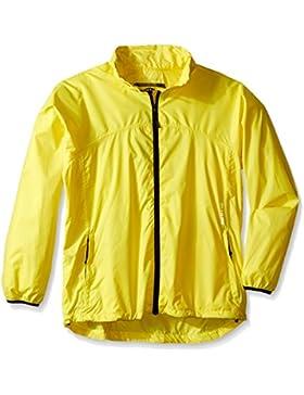 Target Dry Mac in a Sac - Chaqueta técnica para hombre, color amarillo, talla UK: Large