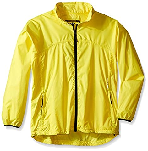 Mac in a Sac 2 Packaway Jacket (Canary Yellow, M)