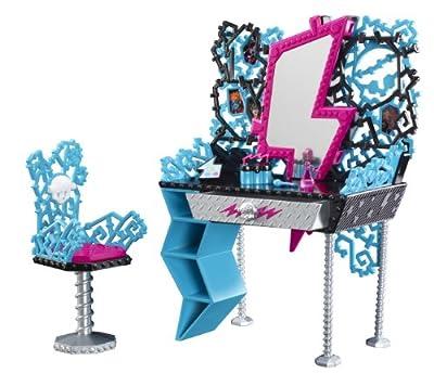 Mattel Y0404 Monster High - Tocador con accesorios de Frankie Stein por Mattel