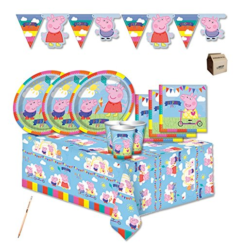 IRPot-KIT-N-13-COORDINATO-COMPLEANNO-PEPPA-PIG