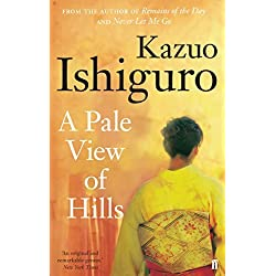 A Pale View of Hills by Kazuo Ishiguro (2010-02-25)