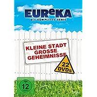 EUReKA - Die geheime Stadt, Die komplette Serie