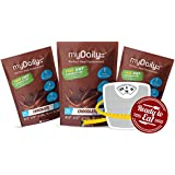 MyDaily Ready To Eat Meal For Weight Loss Pack Of 3 Chocolate Flavor - Free Diet Consultation