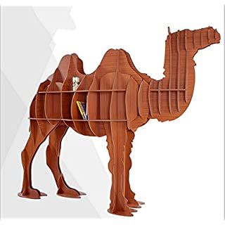 MNII Creative Furniture Creative Home Products Camel Creative Table Bookshelf Nordic Style Decoration 238 * 188cm, A- Home Decoration