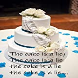 The Cake Is a Lie