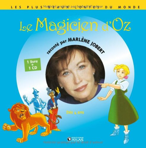 Le Magicien d'Oz (1CD audio)