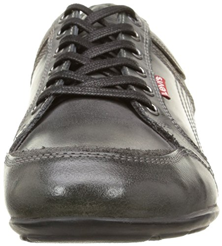 Levi's Toulon, Sneakers Basses homme Gris (Dull Grey 58)
