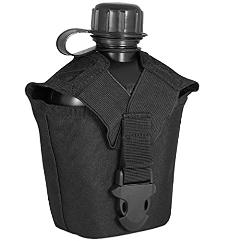 Viper Tactical Modular Water Bottle And Pouch Canteen Camping Hiking Airsoft - Modulare Pouch