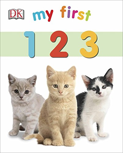 My First 123 (My First Board Book) por Vv.Aa