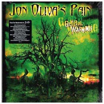 Global Warning By Jon Oliva,Jon Oliva's Pain (2008-03-24)