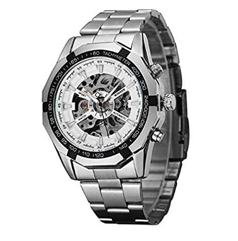 TIMELYO ® WATCH MONTRE POUR HOMME AUTOMATIQUE SPORT REPLICA LUXE