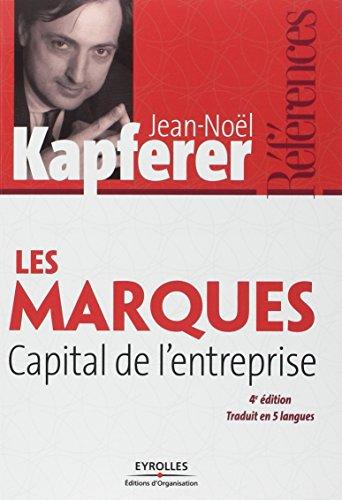 Les marques capital de l'entreprise