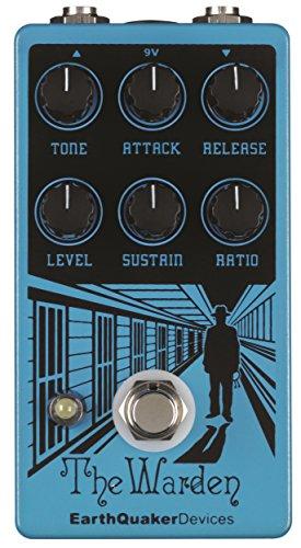 EarthQuaker Devices The Warden · Pedal guitarra eléctrica