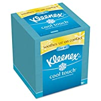Kimberly-Clark KIM29388BX - Cool Touch Facial Tissue