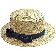 Sombreros De Paja Paja Mujer Chicas Verano Sombrero De Sol