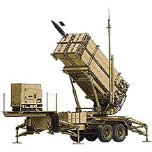 Platts 1/35 MIM-104F Patriot (Patriot) SAM PAC-3 M901 launcher plastic model BL3563
