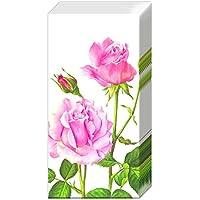 2confezioni di Ihr Paper Pocket Handbag Tissues–a rose for you floreale fiori