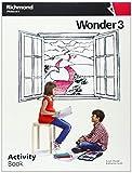 WONDER 3 ACTIVITY + AB CD - 9788466812719