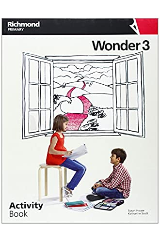 WONDER 3 ACTIVITY + AB CD