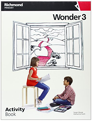 WONDER 3 ACTIVITY + AB CD - 9788466812719 por Aa.Vv.