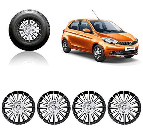 Auto Pearl CMRY_SB_13InchWC_Tiago 13-inch Wheel Cover Cap for (Set of 4)