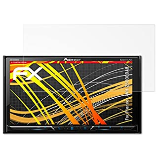 atFoliX Schutzfolie kompatibel mit Pioneer AVH-Z5000DAB Displayschutzfolie, HD-Entspiegelung FX Folie (3X)