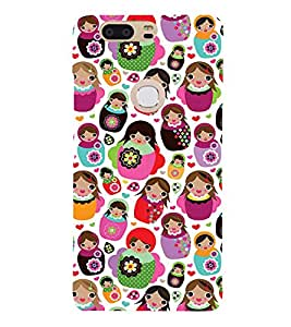 PrintVisa Designer Back Case Cover for Huawei Honor V8 (child dog puppy female cute)