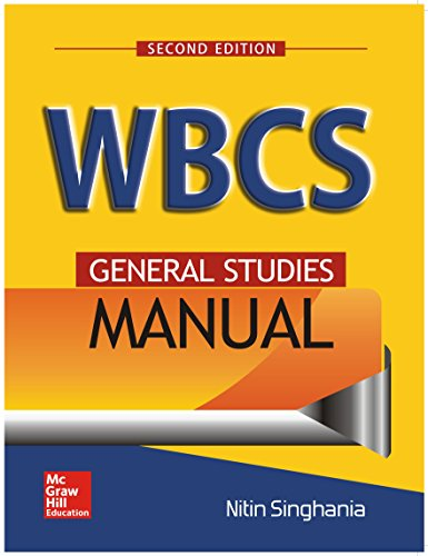 WBCS General Studies Manual Second Edition price comparison at Flipkart, Amazon, Crossword, Uread, Bookadda, Landmark, Homeshop18