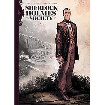 Sherlock Holmes Society T1 - L'Affaire Keelodge