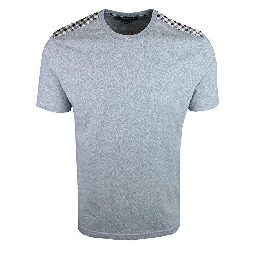 mens-aquascutum-mens-noel-club-check-t-shirt-in-grey-marl-m