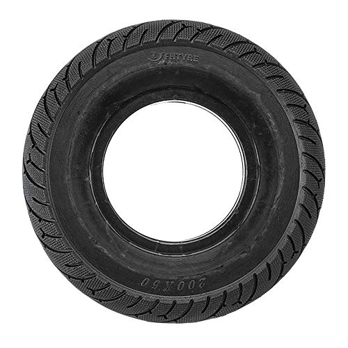 Wooya 200X50Mm/8X2 Scooter Tubeless Solid Tyre No Flats Tire E100 E175 E175 E200