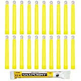 Cyalume SnapLight Jaune 15cm Bâton Lumineux Glow Stick Light Stick Fluorescent...
