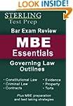 Sterling Bar Exam Review MBE Essentia...